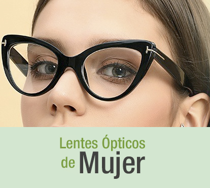 lentes ópticos para mujer
