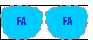 Filtro Azul sin Graduación